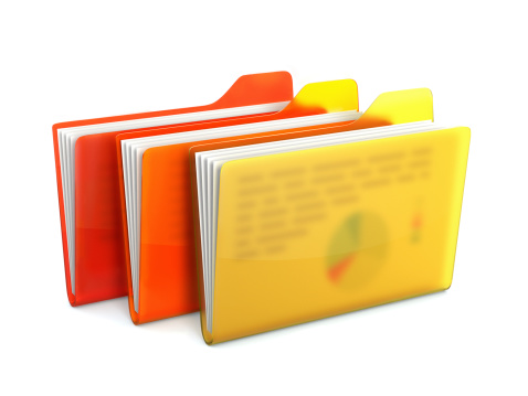 Information Medium「Folders with files」:スマホ壁紙(9)