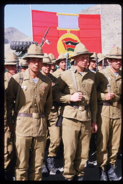 Kabul「Soviet Troops Leave Afghanistan」:写真・画像(5)[壁紙.com]