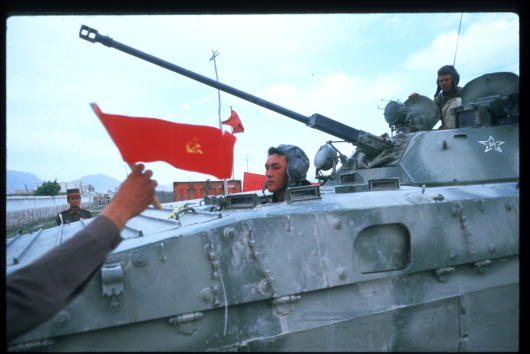 Kabul「Soviet Troops Withdraw From Afghanistan」:写真・画像(19)[壁紙.com]