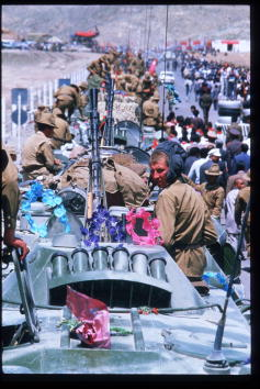 Kabul「Soviet Troops Withdraw From Afghanistan」:写真・画像(5)[壁紙.com]