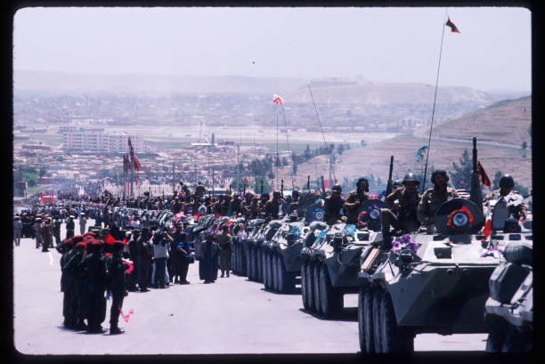 Soviet Troops Leave Afghanistan:ニュース(壁紙.com)