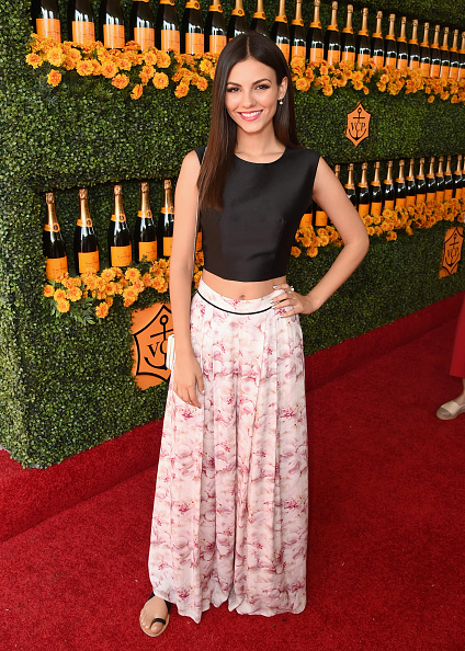 出席する「Sixth-Annual Veuve Clicquot Polo Classic, Los Angeles - Red Carpet」:写真・画像(5)[壁紙.com]