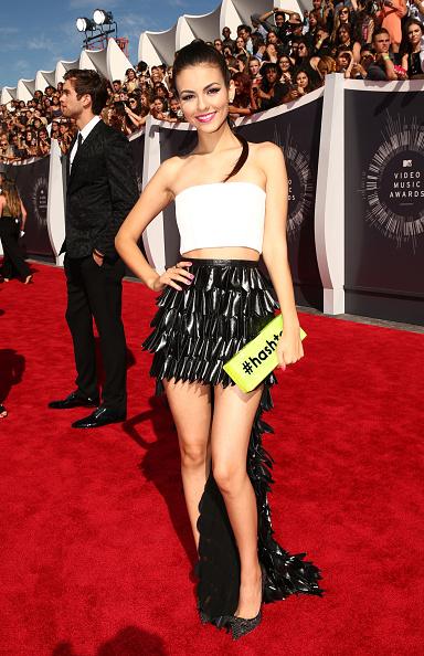 ロングヘア「2014 MTV Video Music Awards - Red Carpet」:写真・画像(17)[壁紙.com]