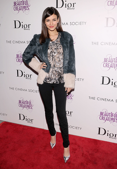 """Multi Colored「The Cinema Society And Dior Beauty Presents A Screening Of """"Beautiful Creatures"""" - Arrivals」:写真・画像(15)[壁紙.com]"""