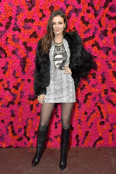 Michael Loccisano「Alice + Olivia By Stacey Bendet - Arrivals - February 2019 - New York Fashion Week: The Shows」:写真・画像(16)[壁紙.com]