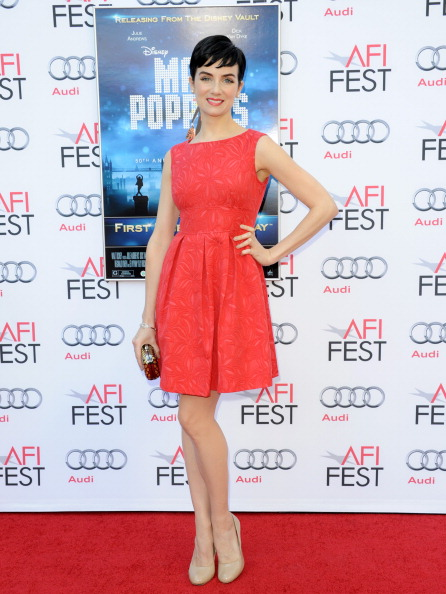 "50th Anniversary「AFI FEST 2013 Presented By Audi 50th Anniversary Commemoration Screening Of Disney's ""Mary Poppins"" - Arrivals」:写真・画像(18)[壁紙.com]"