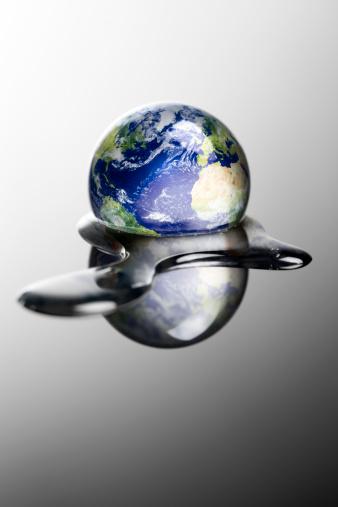 Digital Composite「Melting earth XXXL」:スマホ壁紙(10)