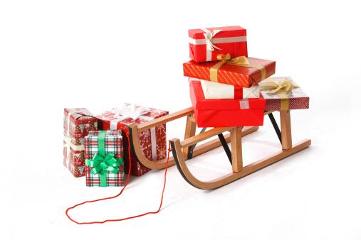 Sled「Gifts for Christmas」:スマホ壁紙(2)