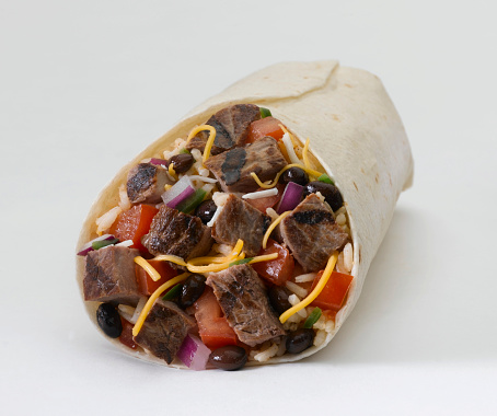 Tortilla - Flatbread「Steak Burrito」:スマホ壁紙(11)