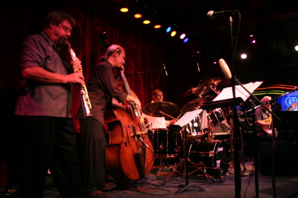 Hiroyuki Ito「John Surman Quartet」:写真・画像(8)[壁紙.com]