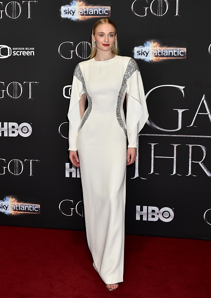 "Film and Television Screening「""Game Of Thrones"" Season 8 Screening - Red Carpet Arrivals」:写真・画像(1)[壁紙.com]"