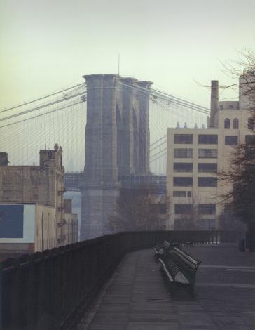1980-1989「Brookly Bridge from Brooklyn Heights promenade」:スマホ壁紙(17)