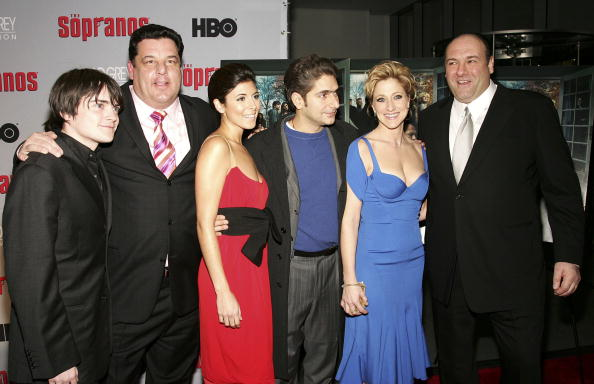 "The Sopranos - Television Show「HBO Season Premiere Of ""The Sopranos""」:写真・画像(16)[壁紙.com]"