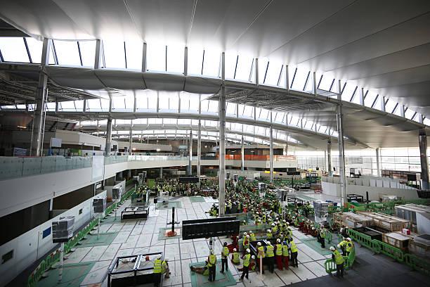 Heathrow's New Terminal 2 In Construction:ニュース(壁紙.com)