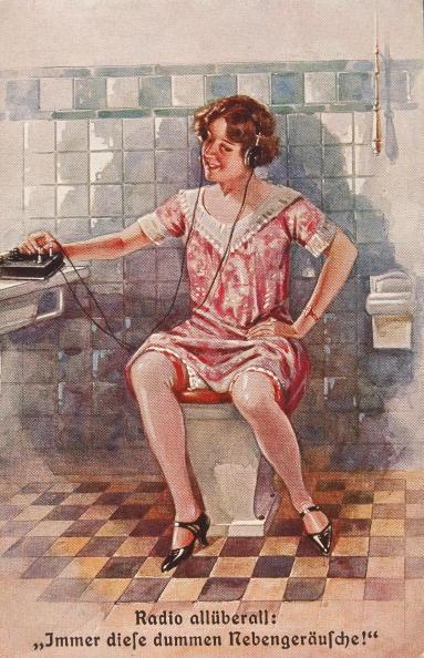 Toilet「Radio all-over...」:写真・画像(3)[壁紙.com]