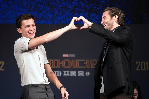 Jake Gyllenhaal「'Spider-Man: Far From Home' South Korea Premiere - Fan Event」:写真・画像(5)[壁紙.com]