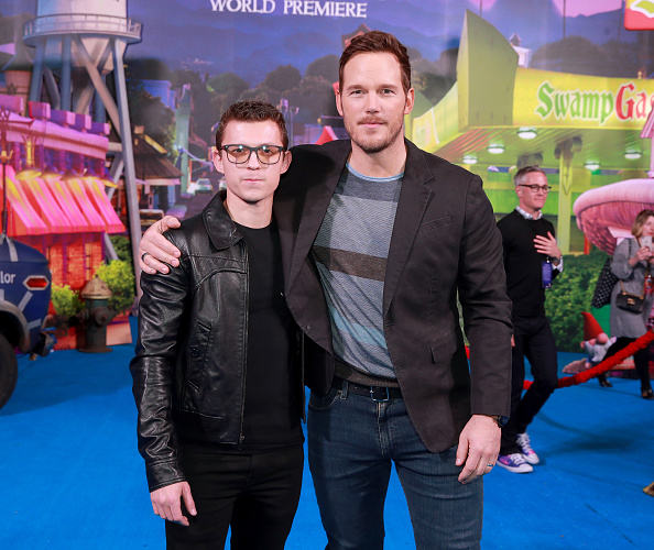 "Pixar「Premiere Of Disney And Pixar's ""Onward"" - Red Carpet」:写真・画像(8)[壁紙.com]"