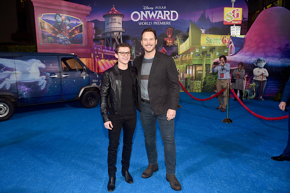 Pixar「World Premiere of Disney and Pixar's ONWARD」:写真・画像(9)[壁紙.com]