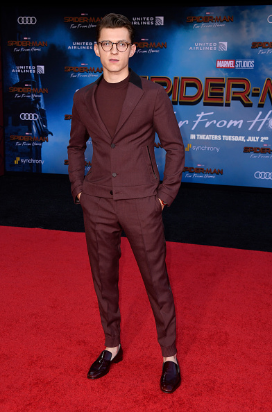 """Loafer「Premiere Of Sony Pictures' """"Spider-Man Far From Home""""  - Arrivals」:写真・画像(1)[壁紙.com]"""