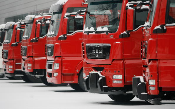 Alexandra Beier「MAN Is One Of Europe's Leading Manufacturers Of Trucks」:写真・画像(13)[壁紙.com]