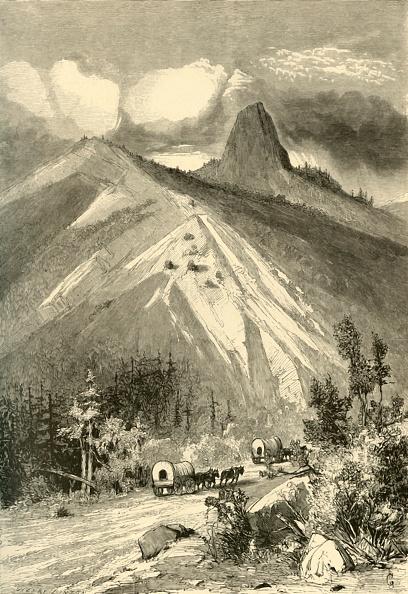 Volcanic Landscape「Pilot Knob」:写真・画像(3)[壁紙.com]