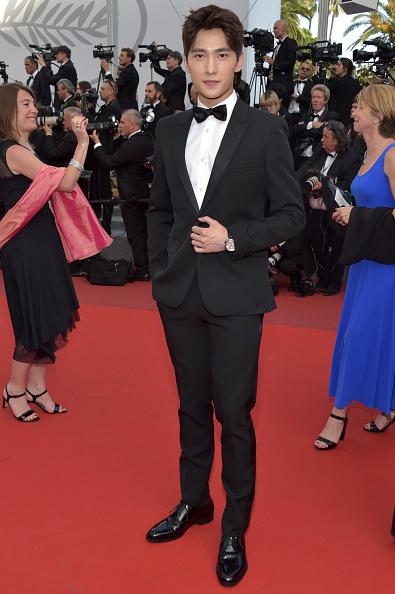俳優 楊洋「'The Meyerowitz Stories' Red Carpet Arrivals - The 70th Annual Cannes Film Festival」:写真・画像(10)[壁紙.com]