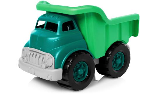 おもちゃのトラック「Kids toy dumper truck」:スマホ壁紙(10)