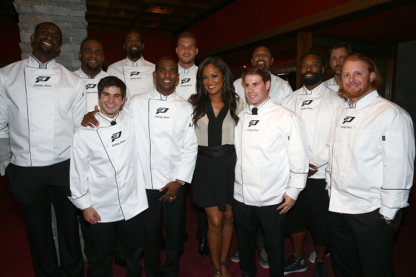 Brent Barry「The CP3 Foundation's Celebrity Server Dinner, Presented By Apollo Jets」:写真・画像(1)[壁紙.com]