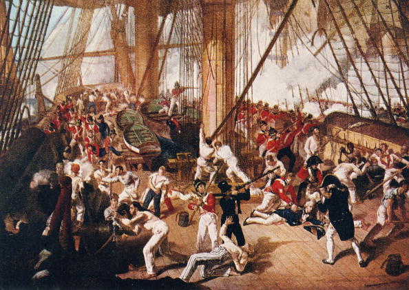 Ship「On Board Victory」:写真・画像(9)[壁紙.com]