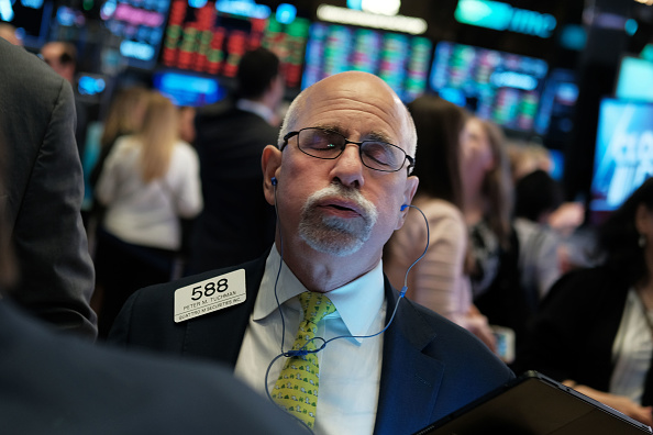 Central Bank「Markets React After Federal Reserve Announces Cut In Interest Rates」:写真・画像(3)[壁紙.com]