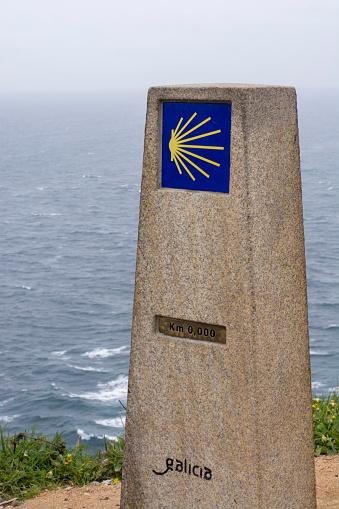 Camino De Santiago「End of Way of St. James, Cape Finisterre, Spain」:スマホ壁紙(15)