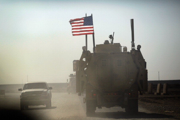 US Military「U.S. Forces Prepare To Withdraw From Iraq After 8-Year Presence」:写真・画像(4)[壁紙.com]