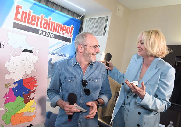 Vivien Killilea「SiriusXM's Entertainment Weekly Radio Channel Broadcasts From Comic Con 2017 - Day 2」:写真・画像(4)[壁紙.com]