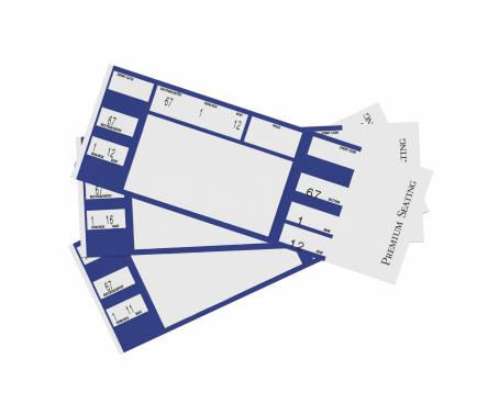 Coupon「Blue Tickets」:スマホ壁紙(14)