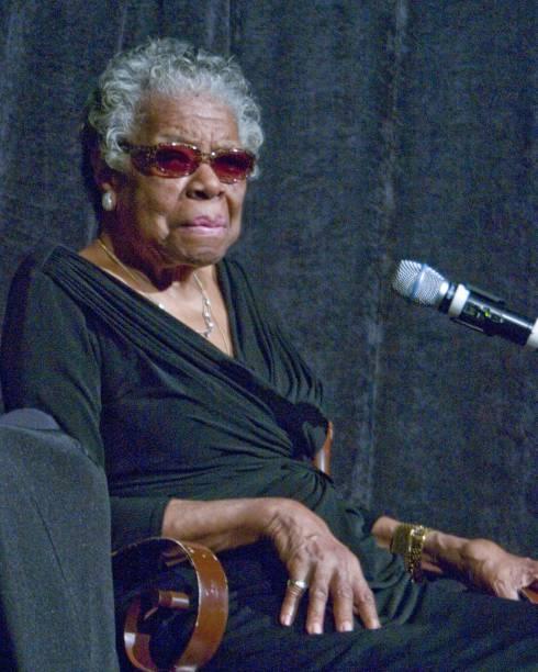 Maya Angelou Speech:ニュース(壁紙.com)