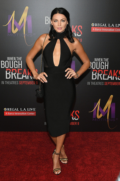 """Cut Out Dress「Premiere Of Sony Pictures Releasing's """"When The Bough Breaks"""" - Arrivals」:写真・画像(13)[壁紙.com]"""