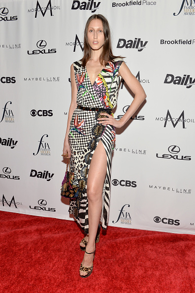 Leopard Print「The Daily Front Row's 4th Annual Fashion Media Awards - Arrivals」:写真・画像(6)[壁紙.com]