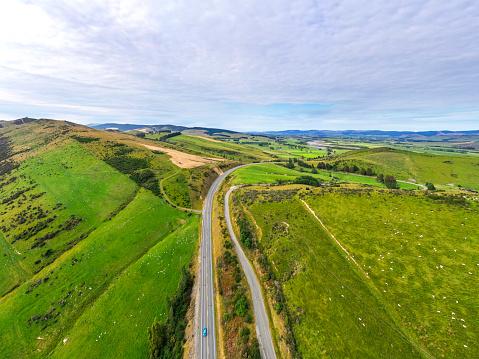 Mt Cook「Road trip in Josephville, South Island, New Zealand」:スマホ壁紙(17)