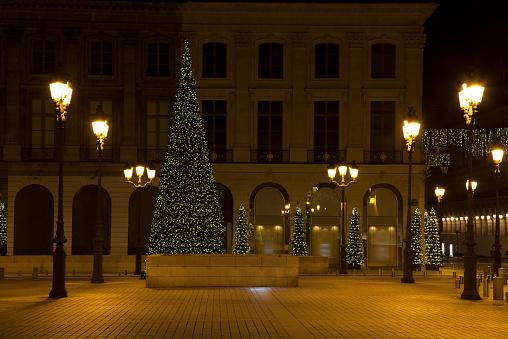 Town Square「Christmas light in the street」:スマホ壁紙(11)