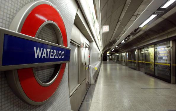 Station「London Underground Strike」:写真・画像(7)[壁紙.com]