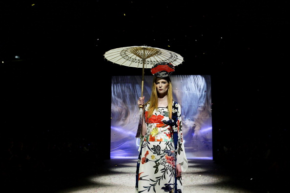 Multi Colored「MBFFS 2012: Trends - Catwalk」:写真・画像(3)[壁紙.com]