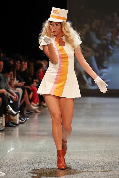 White Glove「Kathryn Wilson - Runway - New Zealand Fashion Week 2017」:写真・画像(15)[壁紙.com]