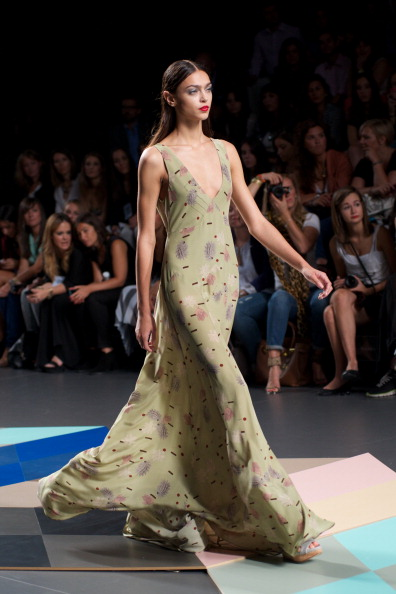 Focus On Foreground「Mercedes Benz Fashion Week Madrid S/S 2014 - Ailanto」:写真・画像(19)[壁紙.com]