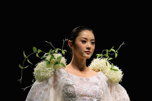 Wedding Dress「Mercedes-Benz China Fashion Week S/S 2014 - Day 3」:写真・画像(5)[壁紙.com]