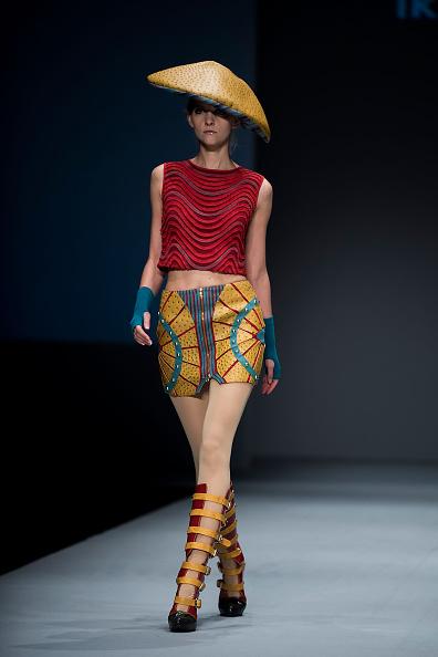Yellow Skirt「Hong Kong Fashion Week Fall/Winter - Day 1」:写真・画像(16)[壁紙.com]