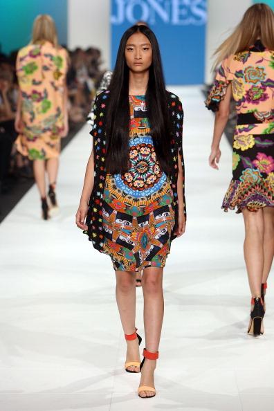 Melbourne Fashion Festival「David Jones - Runway - Melbourne Fashion Festival 2014」:写真・画像(19)[壁紙.com]