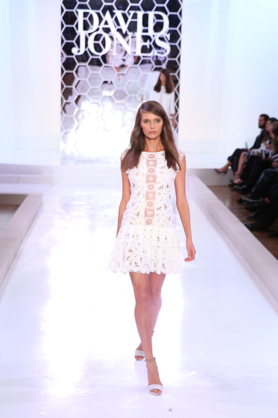Baby Doll Dress「David Jones S/S 2013 Collection Launch - Runway」:写真・画像(14)[壁紙.com]
