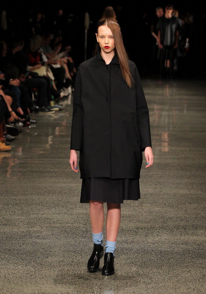 Black Coat「Zambesi - Runway - NZFW 2013」:写真・画像(1)[壁紙.com]