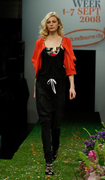Melbourne Fashion Festival「MSFW 2008 - KaleidEscape Catwalk」:写真・画像(16)[壁紙.com]