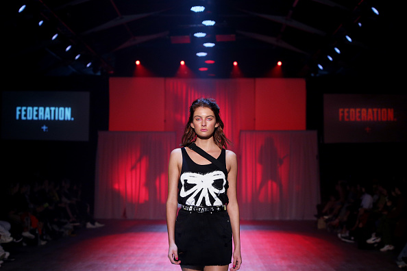 Lisa Maree Williams「Federation - Runway - New Zealand Fashion Weekend 2019」:写真・画像(9)[壁紙.com]